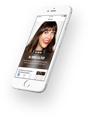 Начало работы с новостным приложением iOS 9