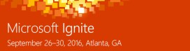 Image result for ignite 2016
