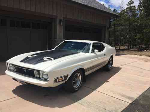 1965 mustang coupe with 289 hipo and 4 speed. Ford Mustang Mach 1 1973 For Sale Is A Mustang Mach 1 This One Owner Cars For Sale