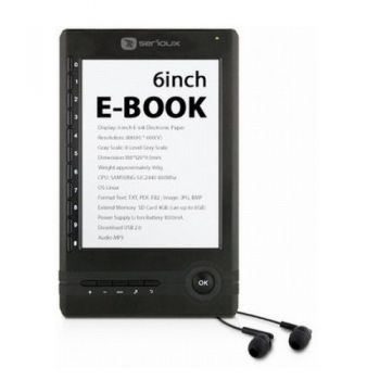 eBook Reader Serioux SDB-E10