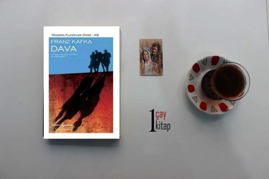 Dava Franz Kafka Kitap Özet Yorum inceleme