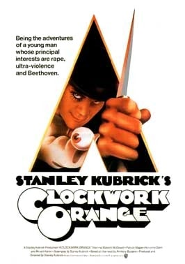 a clockwork orange film kapagı