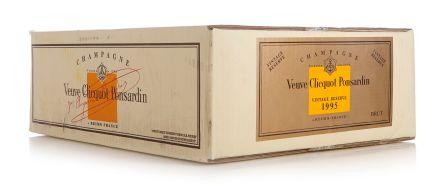 1995 Veuve Clicquot Vintage Réserve