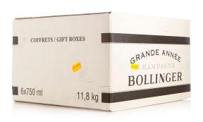 1996 Bollinger Grande Année