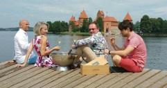 champpagnehiking 20.0 Trakai; Lithuania20160701_0568