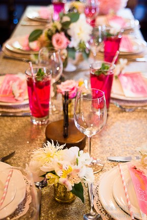 Pink, Gold & Glitter by 1Chapter Photography 25