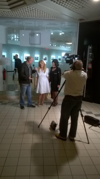 digital creations filming the full hullywood icon event and interviews