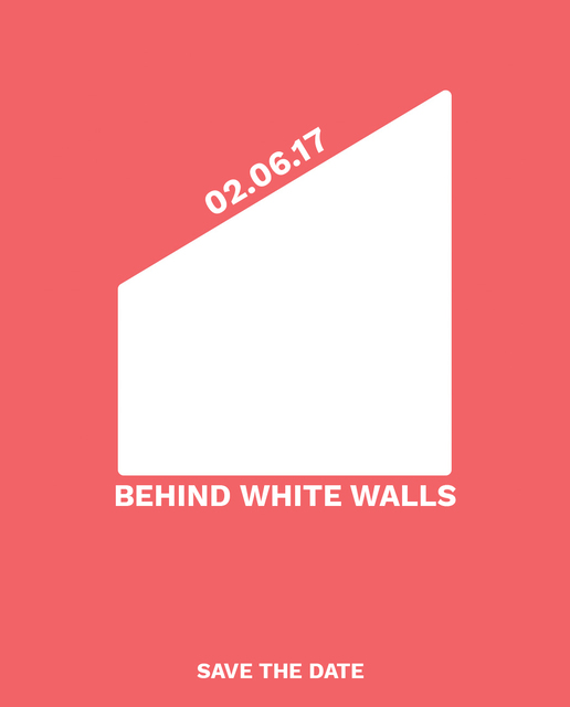 1create - behind white walls 6th june 2017 Hull school of art and design
