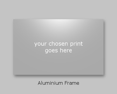 aluminium frame sample