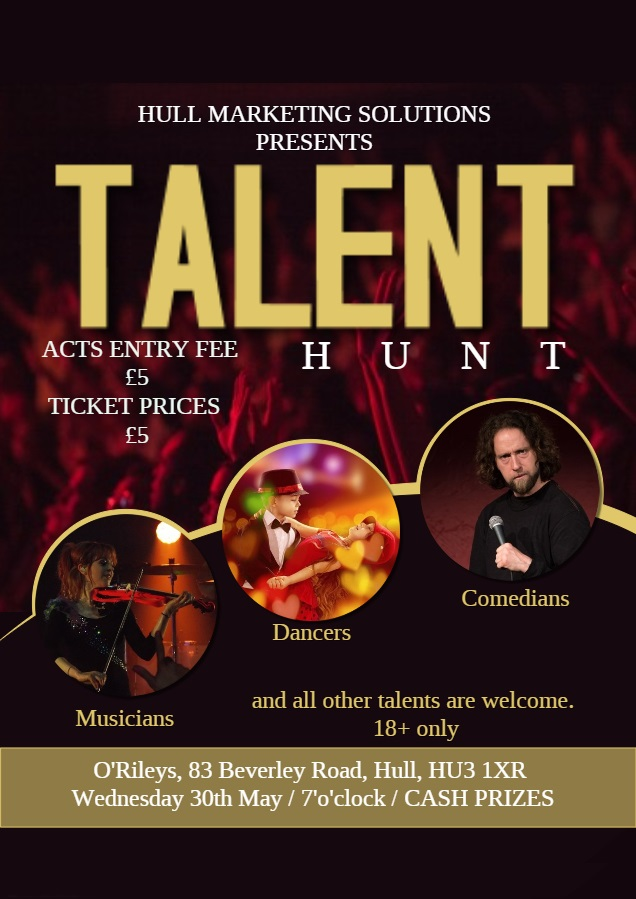 Hull Talent Hunt