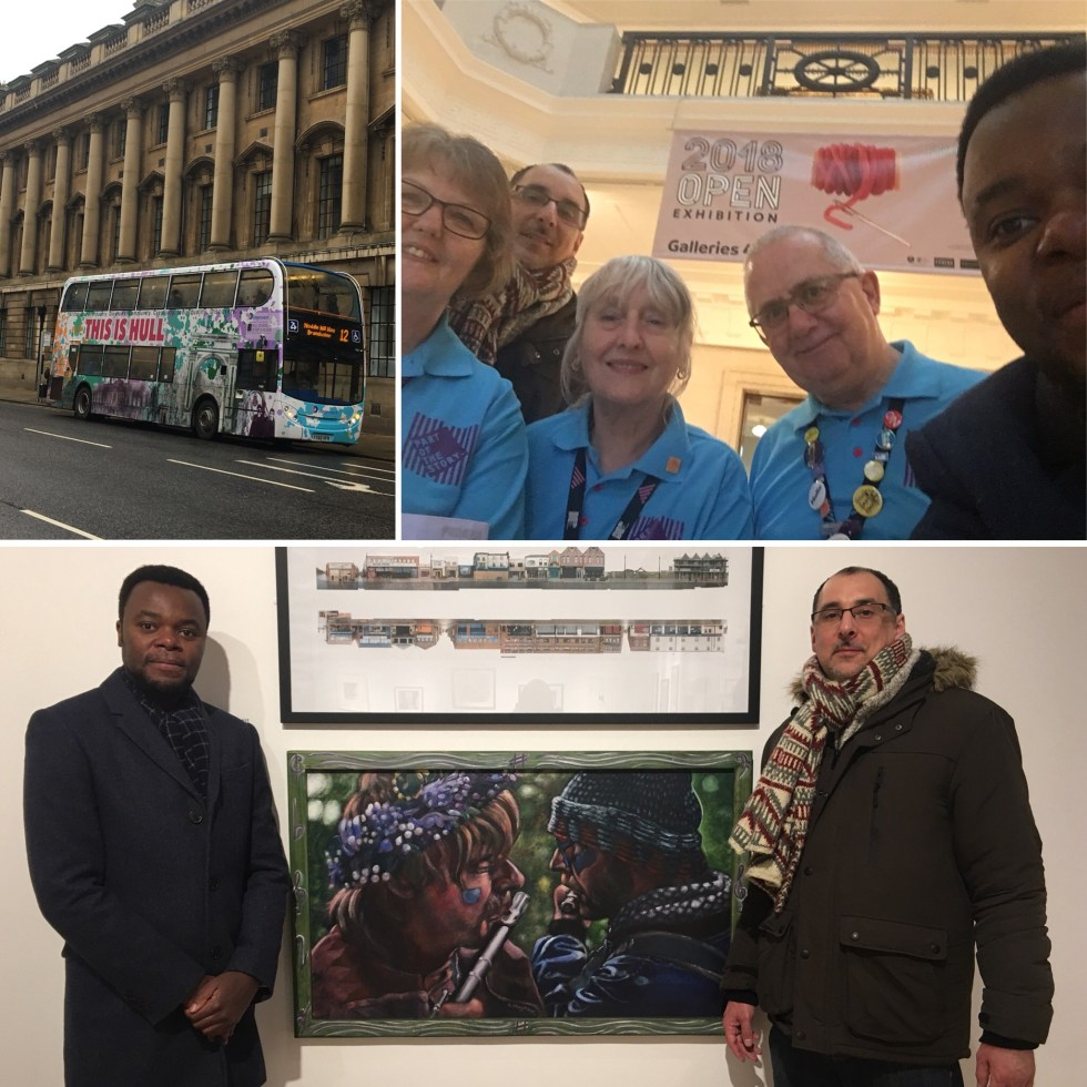 1create - Ferens Art gallery open art exhibition 2018