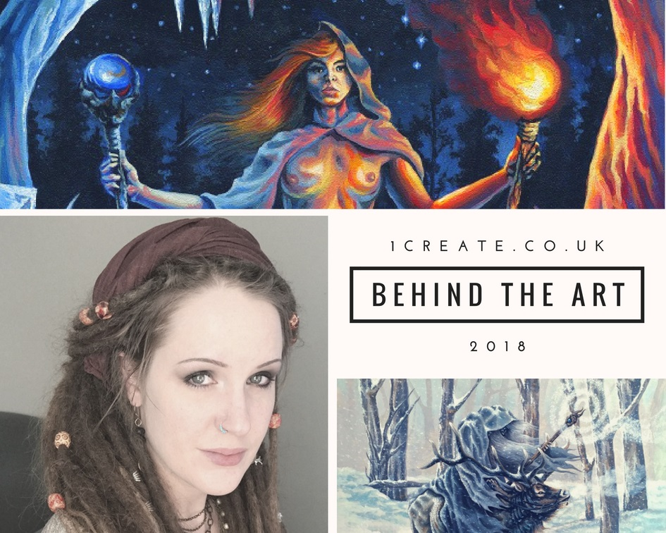 1create - behind the music 7th edition with Rebecca Magar (USA)