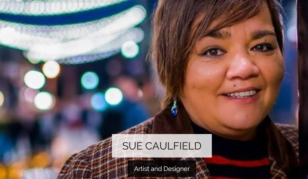 sue caulfield creative network account