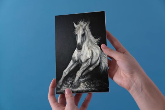 1create - spirit greeting card by SasTi-Line