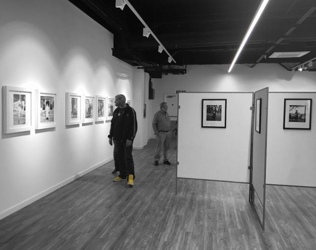 1create - HIP Fest 2018 opening marilyn stafford exhibition img1