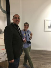1create - HIP Fest 2018 opening marilyn stafford exhibition img2