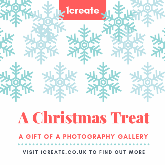 1create - gift card for photographers