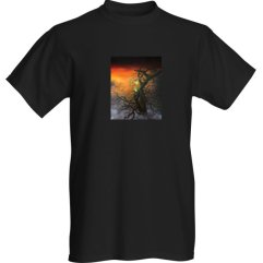 1create - t-shirt-mens-Power-of-hope-black