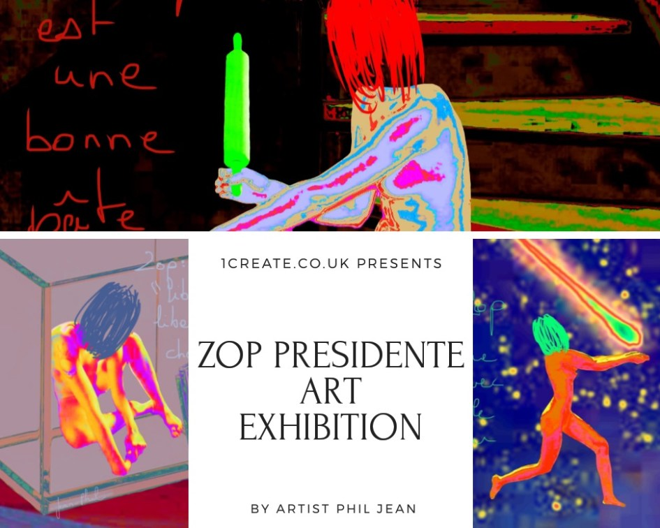 1create - Zop Presidente Exhibition