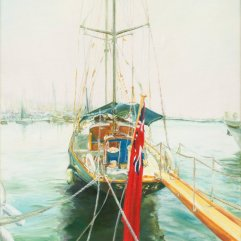 1create - 55 Yacht SY Sintra - Moored in Puerto Banus by Patricia Thompson