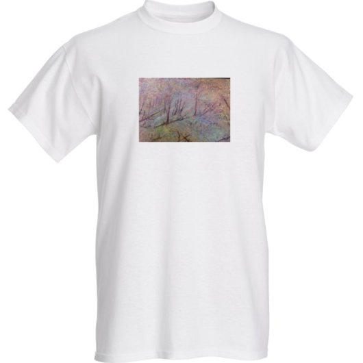 T-Shirt Autumn in Somerset by Mark Noble