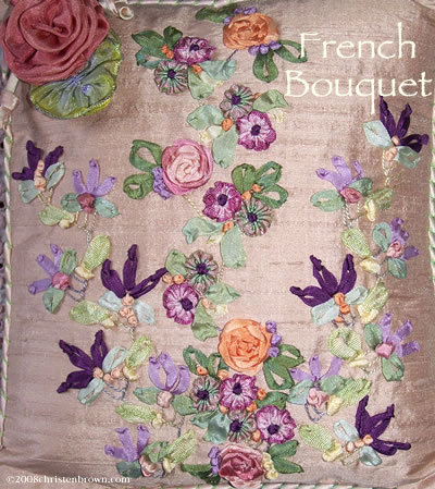 French Bouquet by Christen Brown