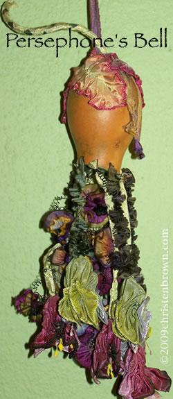 Persephone's Bell Tassel