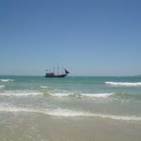 """Mi amigo """"El Pirata..."""" en el sur de Brasil"""
