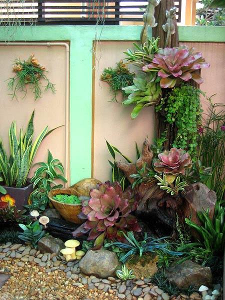 маленький двор фото