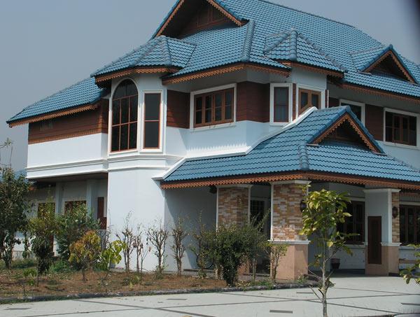 фото красивых домов и коттеджей 12