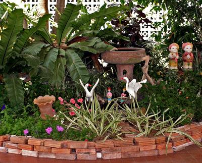 новые идеи для сада и огорода 17