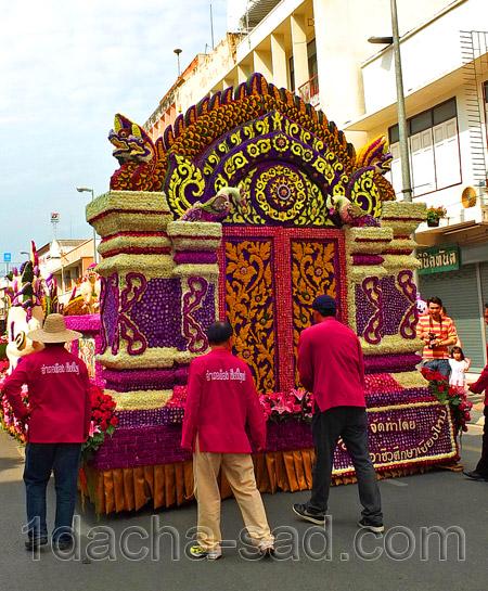 фестиваль цветов в таиланде (11)