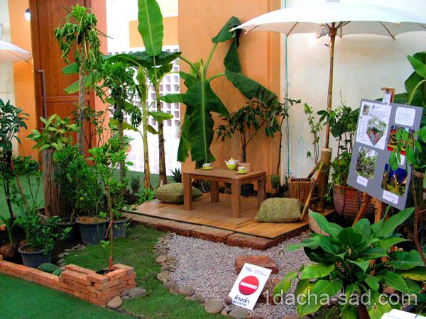 дизайн маленького двора (3)