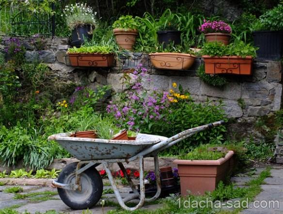 садовый декор фото