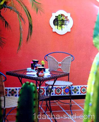 интерьер в мексиканском стиле (2)