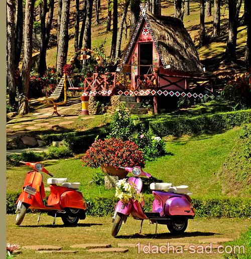 парк долина любви далат вьетнам (2)