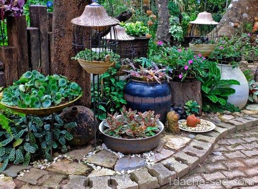 красивый сад Mae Fah Luang (11)