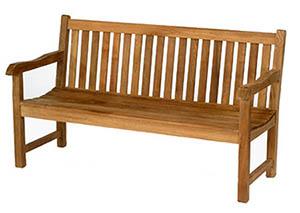Классическая английская скамейка