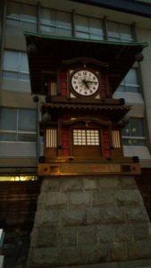 道後温泉カラクリ時計
