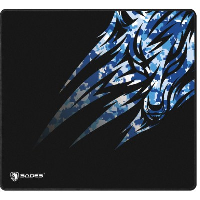 SADES-Gaming-Mouse-Pad-Hailstorm-rubber-base-450-x-400mm