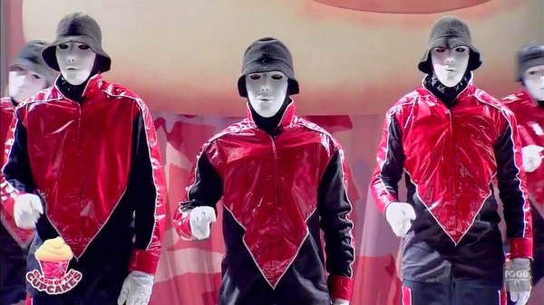 Jabbawockeez Kill It In a Cameo on Aziz Ansari's 'Master ...