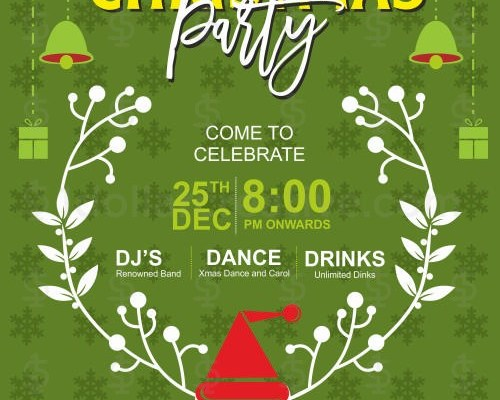 Christmas party invites-10