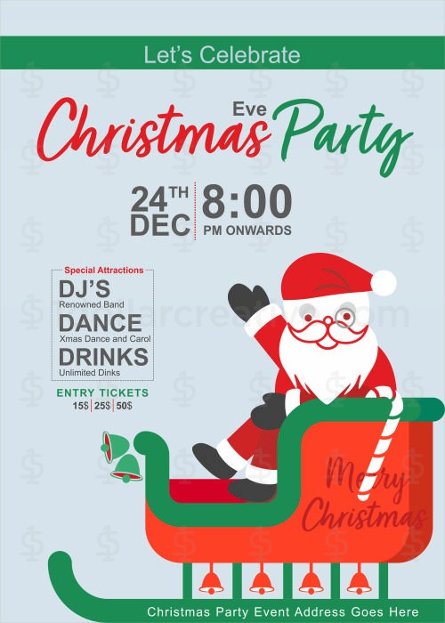 Christmas party invites-19