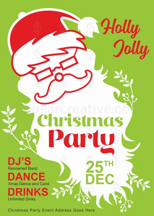 Christmas party invites-6