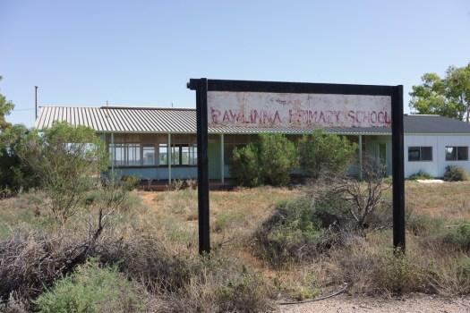 Rawlinna School