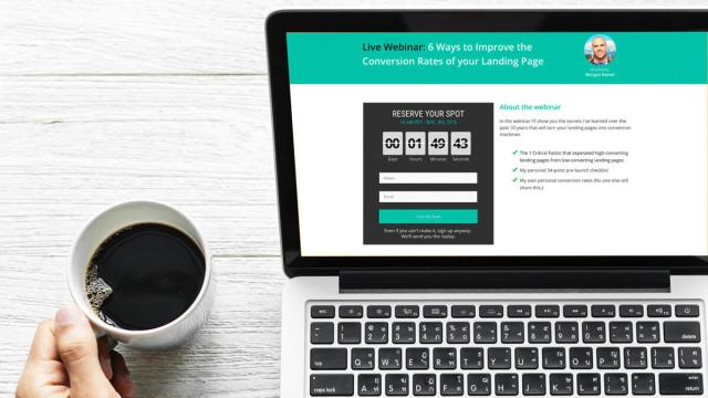How to increase your conversions with webinars