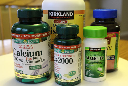 Boosting Your Health Reserves With Supplements