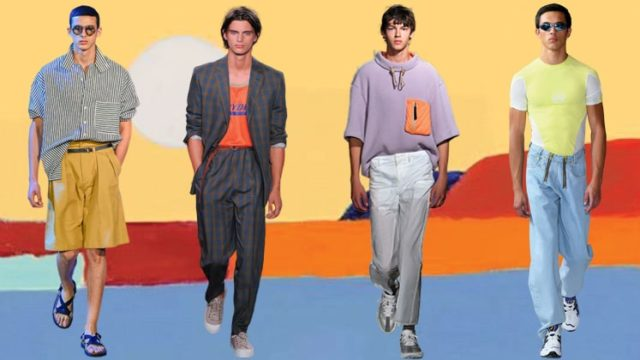 Men's Spring Summer 2020 Trend Mapping With Fashion Snoops ...