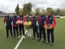 Ein großes Dankeschön an Edeka Dufek in Bodenheim für die großzügige Obstspende
