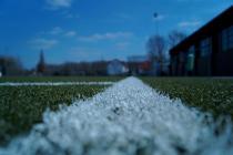 Sportanlage des 1. FC Nackenheim Bild: Martin Imruck